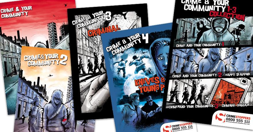 Crimestoppers: brochure